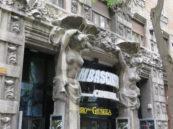 Palazzo Viviani - Giberti