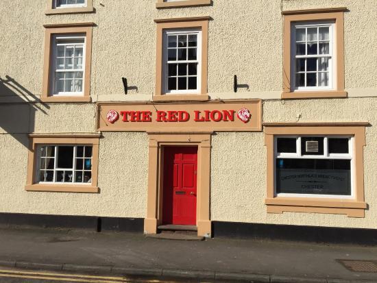 Tarvin, UK: Red Lion Hotel