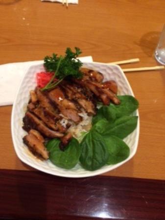 Concord, CA: Chicken Teriyaki Don