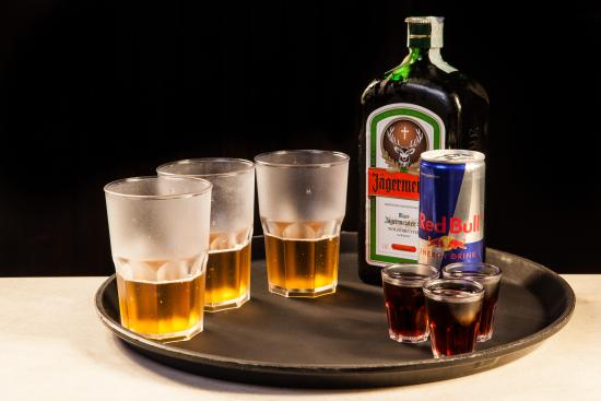 Jager Bombs Picture Of The Red Garter Florence Tripadvisor
