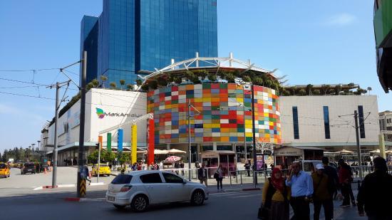 The Marmara Antalya: I loved shopping in Antalya even more than in Istanbul!!  Definitely going back to Antalya.