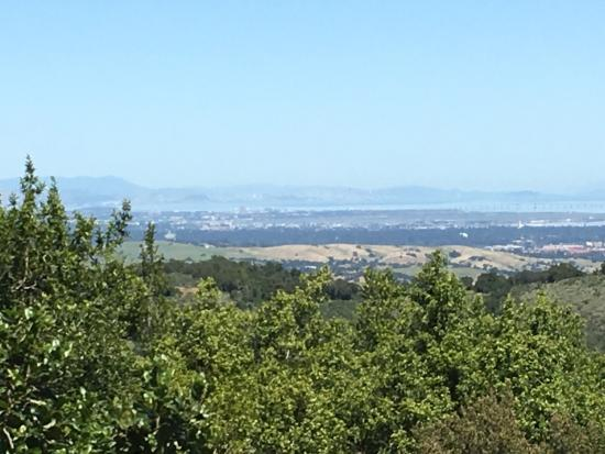 Los Altos Hills, Kaliforniya: Rancho San Antonio Open Space Preserve