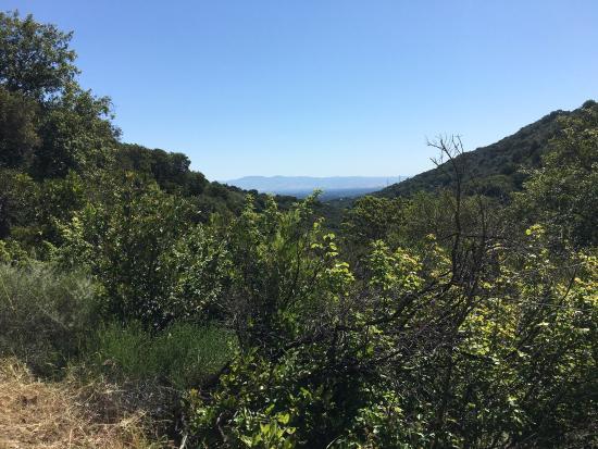 Los Altos Hills, Californien: Rancho San Antonio Open Space Preserve