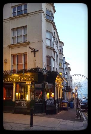 St James Tavern: St. James Tavern is People and Pet Friendly
