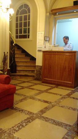 Hotel Lion d'Or: Recepção do hotel