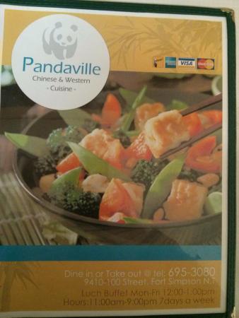 Pandaville Restaurant