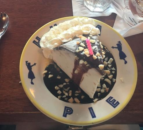 Dukes Waikiki Hula Pie Makes For The Best Birthday Cake Ever