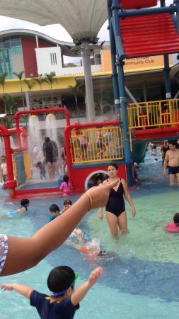 Sengkang Swimming Complex: photo2.jpg