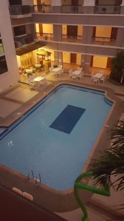 Kampong Jerudong, Brunéi: Outdoor Pool.