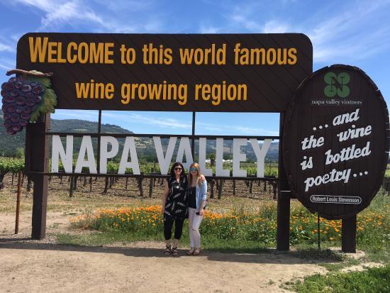Danville, CA: The famous Napa valley