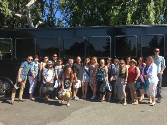 "Danville, Kalifornia: ""Party Bus"""