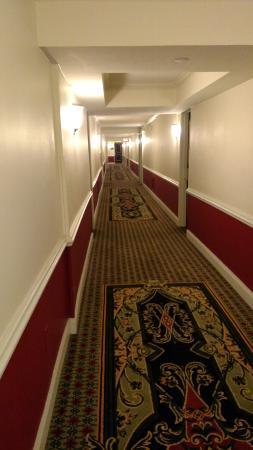 "Bourbon Orleans Hotel: Definitely felt like a ""haunted hotel"""