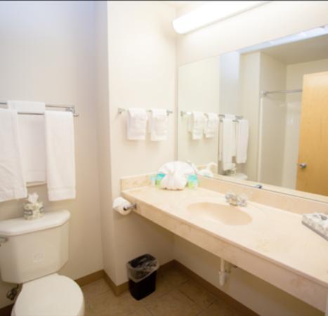 Pinedale, WY: Bath