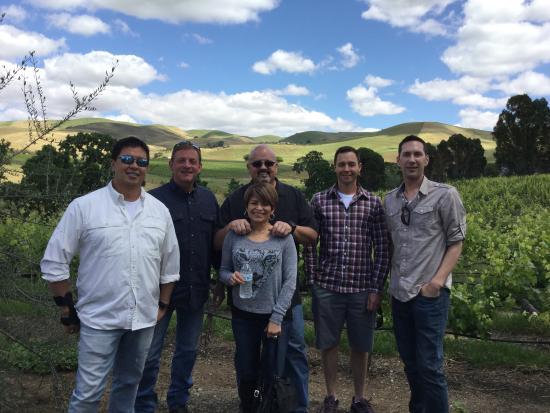 Данвилл, Калифорния: Exploring Livermore wine region