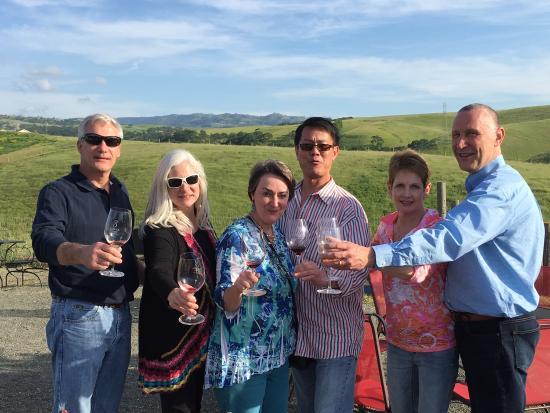 Danville, CA: Sunshine and wine
