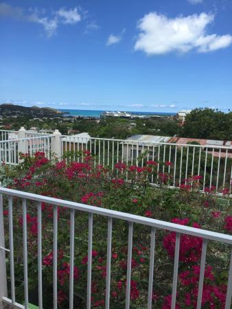 Caribbean Inn and Suites: beautiful balcony