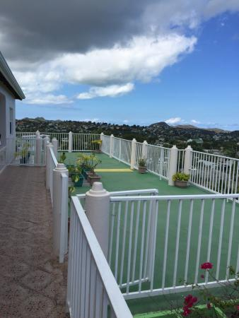 Caribbean Inn and Suites : beautiful balcony