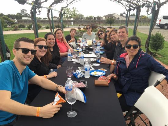 Danville, CA: Food and drink!!