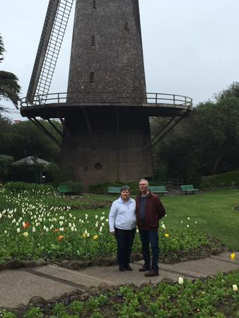 Danville, CA: Windmill at golden gate park