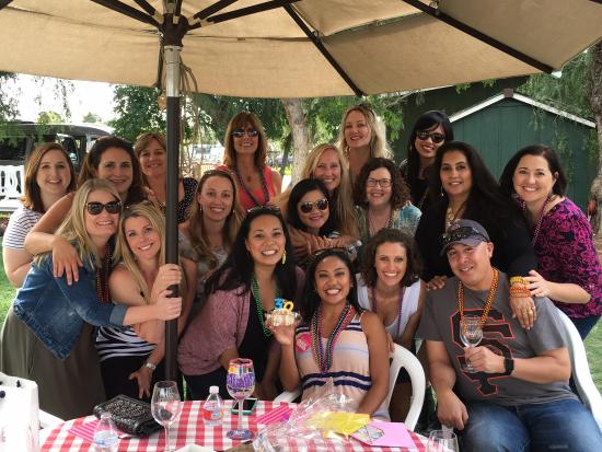 Danville, Kalifornien: Ladies day in wine country