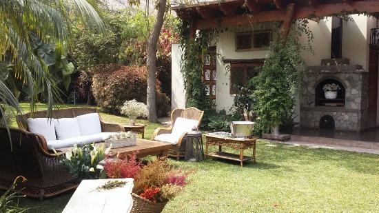 Foto de el jardin cieneguilla un peque o para so for El jardin vivero