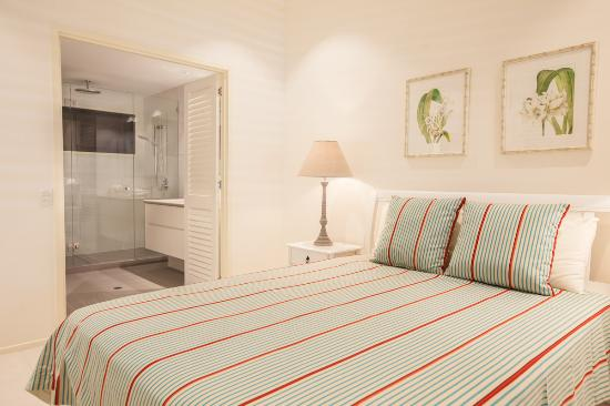 Saltwater Luxury Apartments: 2 Bedroom Premium Master Bedroom