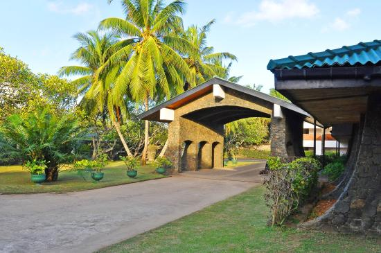 Koggala Beach Hotel: Entrance