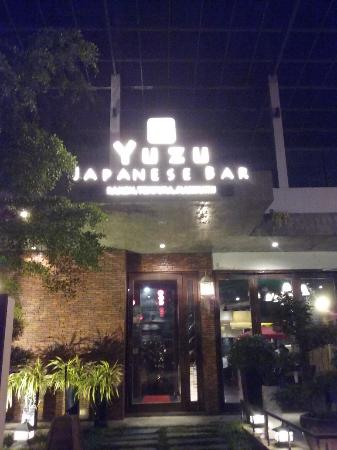 Yuzu Japanese Bar