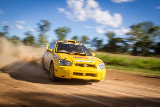 Rally School Queensland