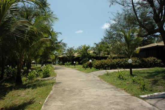 Layang Layang, Μαλαισία: Территория