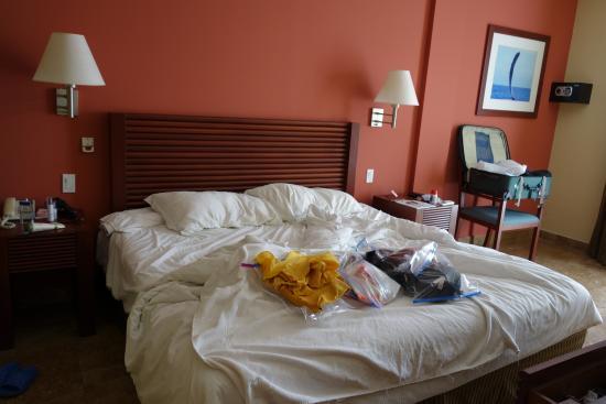 Seven Crown La Paz Centro: Bedroom