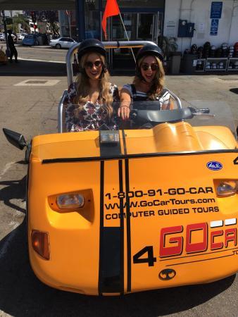 Go Car Tours San Diego Reviews