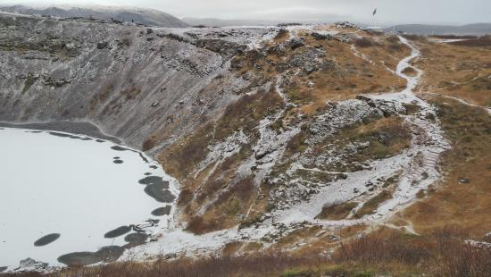 Selfoss, Islandia: from the above