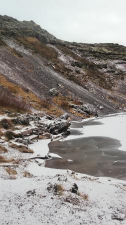 Selfoss, Islandia: at the bottom