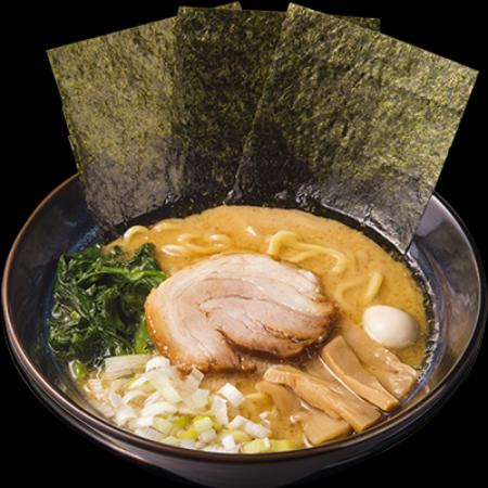 Machida, Japón: 醤油豚骨ラーメン