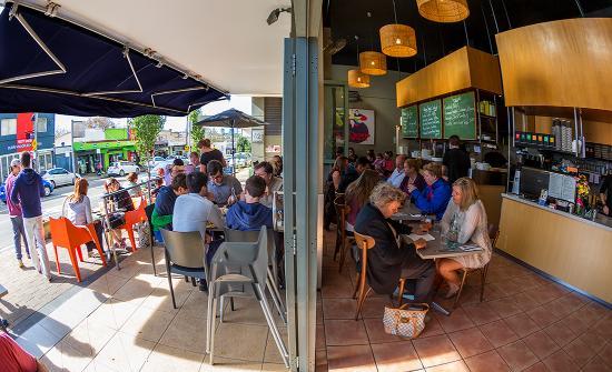 Bar Sirocco Cafe
