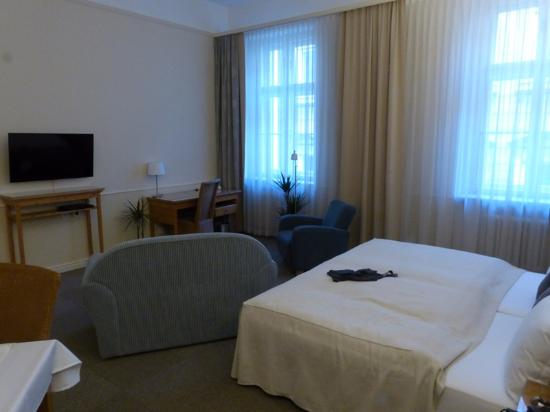 Unitas Hotel: Room 336