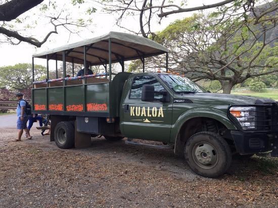 Kaneohe, HI: Jungle Expedition