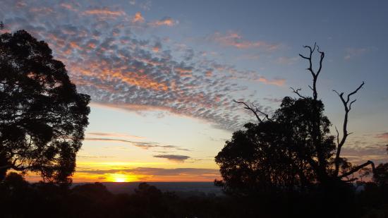 Armadale, Avustralya: Views of Perth and surroundings - sunset
