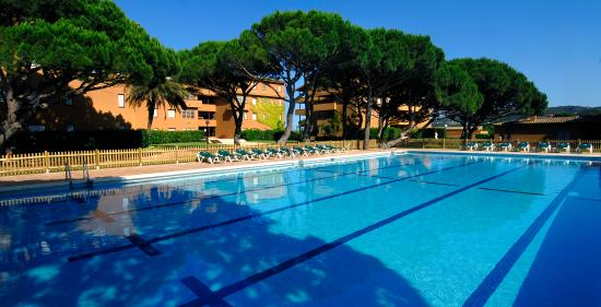 Apartaments Beach & Golf Resort : Piscina