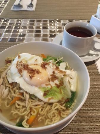 Allstay Hotel Yogyakarta: My breakfast