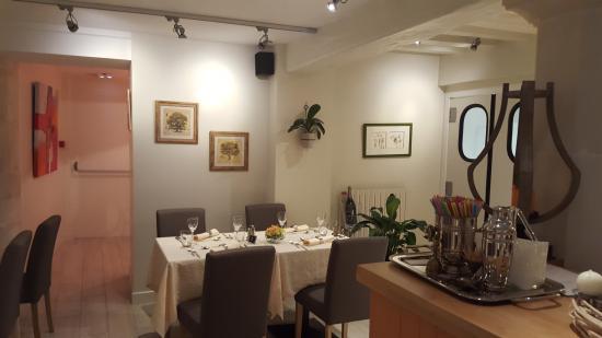 l 39 atelier du blanc manger verneuil en halatte restaurant avis num ro de t l phone photos. Black Bedroom Furniture Sets. Home Design Ideas