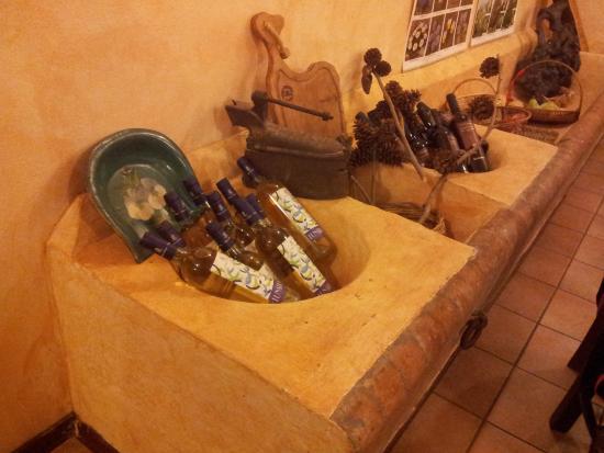 Locanda Il Boschetto: Particolare del ristorante