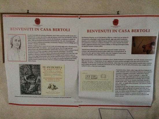 Casa Bertoli - Centro di Antichita Altoadriatiche