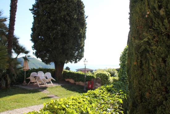 La Filanda Villaggio Albergo: Sitzecken im Garten