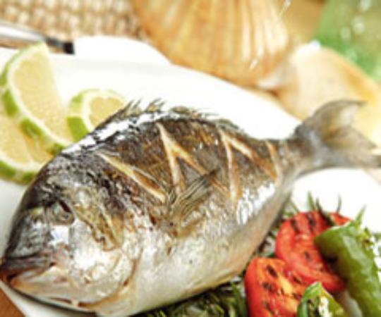 Daurade ou loup de mer au grill poisson frais 10 - Cuisiner le loup de mer ...