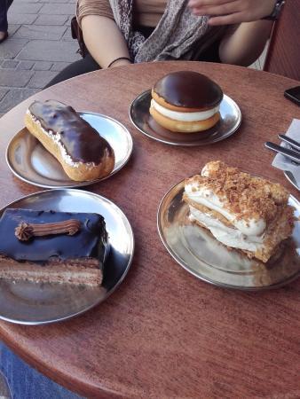 παραδοσιακά ευρωπαϊκά γλυκά - Εικόνα του Mona Lisa-Skartsilakis ...