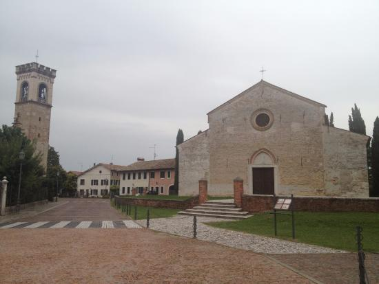 Cordovado, Italy: Antica Pieve di Sant'Andrea (Duomo)