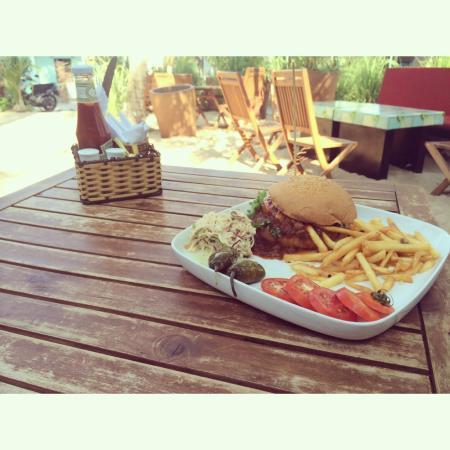 Hill's Smokeria: Hamburger