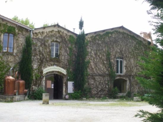 Graveson, France : façade